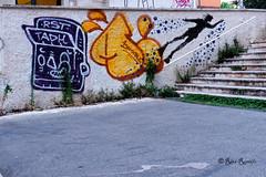Roma. San Paolo. Graffiti by Tadh, Art and street art by Lus57 (R come Rit@) Tags: italia italy roma rome ritarestifo photography streetphotography streetart arte art arteurbana streetartphotography urbanart urban wall walls wallart graffiti graff graffitiart muro muri streetartroma streetartrome romestreetart romastreetart graffitiroma graffitirome romegraffiti romeurbanart urbanartroma streetartitaly italystreetart contemporaryart artecontemporanea artedistrada sanpaolo laninfairatadellamaranadigrottaperfetta sub water bolle bubbles tadh tadhboy tadhb lus57