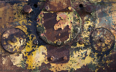 Oxidation of a grader (Andrew Jansen (A life online)) Tags: hastings ukandireland england sussex places unitedkingdom gb