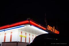 cab-183 (DiPics) Tags: car culture chuck burger cruise joint return vintage chrome americana wheels summer st louis overland chapels rock road roll metal neon