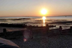 Whitstable sunset (cure di marmo) Tags: sunset seaside whitstable