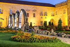 Jardim de Santa Barbara (nunodanielcosta) Tags: jardim santa barbara garden saint braga portugal ruins ruinas romanas roman
