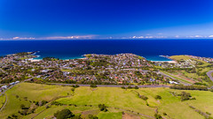 Kiama (Andy Hutchinson) Tags: lighthouse drone ocean kendallsbeach eastsbeach surfbeach coastal phantom4 dji kiama aerial coast pacific nsw newsouthwales australia au