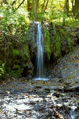 DSC_0082 North Dakota's only waterfall (North Country Trail) Tags: sheyenne stateforest northdakota hiking