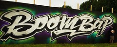 BOOMBAP MAIN ENTRANCE (SMAK TOWN) Tags: smak graffiti boom bap festival 2016 entrance uk fe graff bristol mildenhall chrome chromie script typography custom type calligraphy clligraffiti