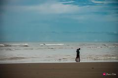 Couple (Babu's Click) Tags: couple beach coxsbazar seabeach