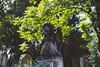 Angel tombstone (freestocks.org) Tags: angel angelic autumn autumnal boy broken cemetery child cross dead die face funeral grave gravestone graveyard grunge headstone heaven hope mortality old prayer praying religion religious retro rock sad sculpture statue stone tombstone tree vintage wings