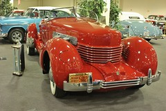 Don Laughlin's Classic Car Collection (USautos98) Tags: 1937 cord convertible