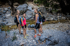 DSC_1280 (Dan Kistler) Tags: samaria gorge hiking rocks sea adventure principia college travel greece