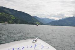 DSC_8109 (frank.lindemeyer) Tags: zell am see zeller kaprun sterreich austria water beach boot boat alpen viehofen snow sun summer bikini