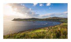 Small Village of Uig, Isle of Skye (Matthew77W) Tags: uig isleofskye photography photographer landscape landscapephotography sunset beautiful beautifullight sea ocean clouds sky explore travel canon 6d