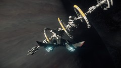 Vanguard 071 (starcitizenhungary) Tags: aegis ships vanguard screenshot port olisar spacestation