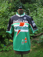 Gatorade1 (akimbo71) Tags: cycling jersey maglia maillot fahrradtrikot pro team equipe