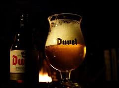 duvel tripel hop (NOel Sissau) Tags: beer nikon cerveza cervezeria brewery bier ipa hop birra duvel brasserie bière brouwerij tripel moortgat puurs duvelmoortgat duveltripelhop d3100 edition2012