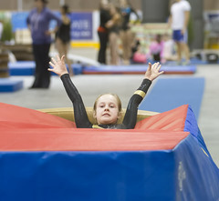 Vault 9 (~ Robin ~) Tags: sports canon child christina gymnastics 7d vault athlete northbay 7020028 gymtrix