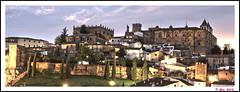 Almenas, matacanes y otros (tomsgonzlezhernndez.yahoo.es) Tags: ciudad cceres monumental humanidad patrimonio
