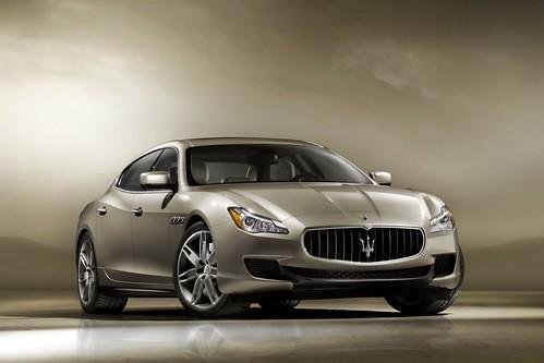 2014 Maserati Quattroporte redesign pictures