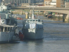 Hms Middleton M34 /08/11/2012/ (philip bisset) Tags: london pool thames river united kingdom greater hms middleton m34