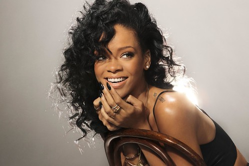 Rihanna SNL Photoshoot 2012. Rihanna Saturday Night Live Promo Pictures