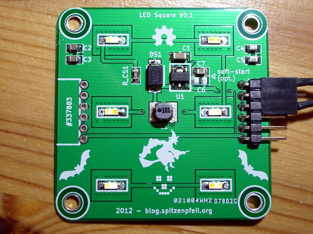 Smd Led Kicad Solid State Relay Vishay Pictures
