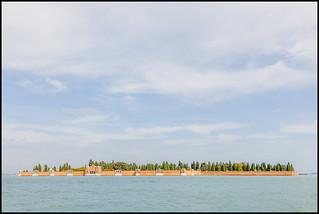 Cimitero Isola di San Michele