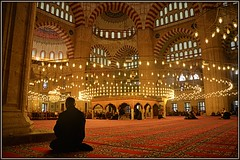 Grounded (teoperis) Tags: turkey mosque edirne selimiye  andrianoupolis