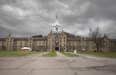 Weston State Hospital 2012. (porc3laind0ll) Tags: abandoned hospital haunted creepy westvirginia vacant asylum decayed weston ue kirkbride transalleghenylunaticasylum