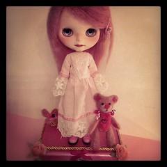 Pink Bear girl