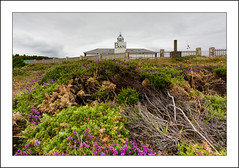 Faro de Cabo Busto (germano manganaro) Tags: espaa lighthouse faro spain asturias espagne phare leuchtturm spagna valds ef1740 asturie marcantabrico cabobusto