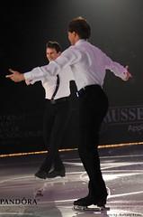 Todd Eldredge and Ilia Kulik