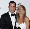 26th American Cinematheque Award Gala honoring Ben Stiller at The Beverly Hilton Hotel Justin Theroux,Jennifer Aniston. Beverly Hills 15 Nov 2012 Brian To/WENN.com