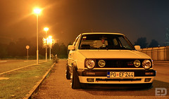 "Luka's VW Golf mk2 • <a style=""font-size:0.8em;"" href=""http://www.flickr.com/photos/54523206@N03/8190928667/"" target=""_blank"">View on Flickr</a>"