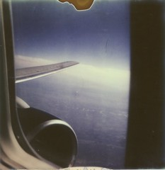 plane (JStark 4) Tags: polaroid protection slr680 impossibleproject px680color