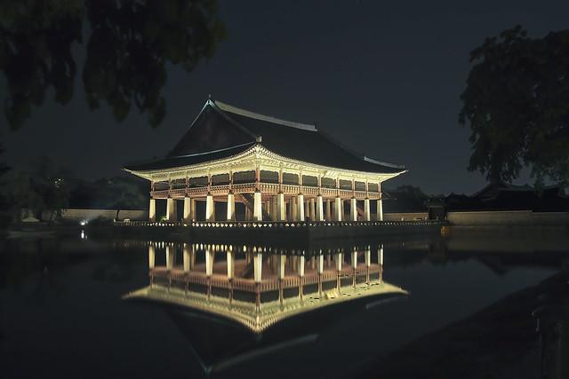 Gyeongbokgung Palace _ 4  << IMG_9443 >>