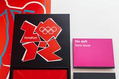 IMG_3337 (tompagenet) Tags: england london unitedkingdom olympics sansissue excel olympicgames noexit london2012 2012olympics london2012logo