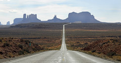 _DSC0163 r (Rick O'Kelley Photography 1981 - 20..) Tags: monumentvalley forestgump milemarker13 rickokelleyphotography