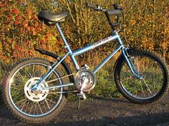 Restored Grifter (Robgrifter) Tags: bike bicycle vintage bmx raleigh retro restoration british madeinengland grifter mk1
