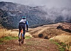 Dirt (MannyAcosta) Tags: bike bicycle cycling sale path mark walk garage dirt your biking strength diablo mtdiablo own patience rivendell