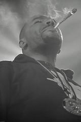 Ghostface Killah / N.O.R.E. / High Times (Brian Krijgsman) Tags: blackandwhite bw music holland film cup netherlands dutch amsterdam musicians legalize weed nikon fotografie photos live stage smoke grain band thc hiphop rap wutang venue clan zwart wit rapper blunt cannabis joint nore melkwe