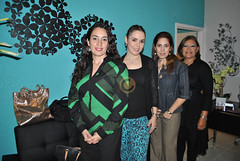 DSC_0117.JPG Maribel Ruíz, Mónica Reyna, Norma Ruíz y Nora Núñez presentes en la inauguación