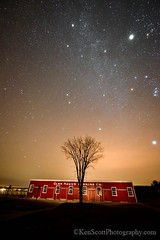 Milky Way ... over the Glen Haven Canning Co. (Ken Scott) Tags: november autumn usa fall stars michigan lakemichigan greatlakes cannery 2012 freshwater voted glenhaven milkyway leelanau d600 lightpainted nikon1424f28 sbdnl sleepingbeardunenationallakeshore mostbeautifulplaceinamerica