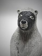 Mudpack (danahaneunjeong) Tags: bear ceramic polarbear polar