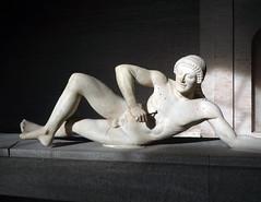 Impaled Figure, West Pediment