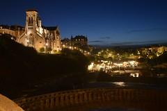 Biarritz Eglise Sainte Eugnie (Alain Nunez) Tags: france biarritz aquitaine paybasque alainnunez