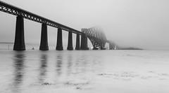 Misty Bridge (Dagwood1) Tags: bridge landscape scotland forth nikond700