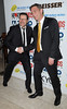 Ian Puleston-Davies and John Michie Hearts and Minds Charity Ball, held at the Hilton Hotel Manchester