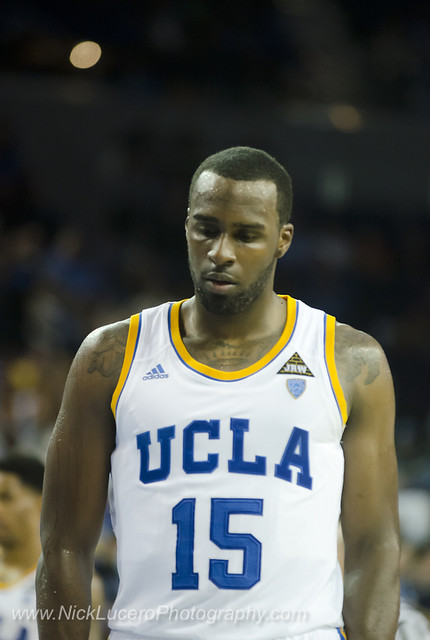 Cal Poly at UCLA mens Basketball 21