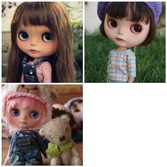 No tengo muchas muñecas pero cada una de ella es especial para mi.