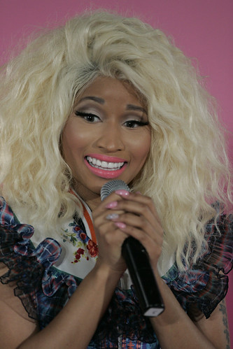 Nicki Minaj, From FlickrPhotos