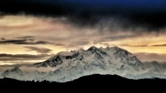 monte rosa 2012_11_29 sunset (Marsala Florio) Tags: sunset tramonto olympus monterosa flickraward 31mr olympussz31mr