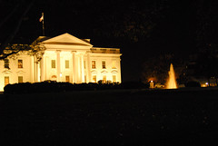 (LexMercedesss) Tags: light usa white house night america dc washington united states